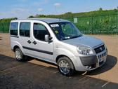 Fiat Doblo, 1.9 l., minivens