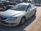 """Mazda 6. Uab """"detalynas"""" naudotos automobilių dalys. nemėžis,"""