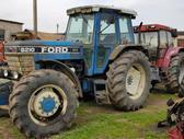 Ford Dismantled 8210, Тракторы