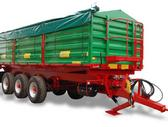 Metaltech TB20, traktorinės priekabos