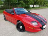 Pontiac Sunfire, 2.4 l., kabriolets / roadster