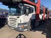 Scania P420, single sleeper
