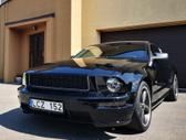 Ford Mustang, 4.6 l., kupeja (coupe)