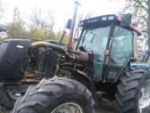 Valmet 8600, Тракторы