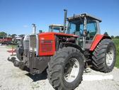 Massey Ferguson 3690, traktoriai