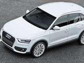 Audi Q3 по частям. Naudotos ir naujos detalės. didelis