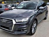 Audi Q7 for parts. Naudotos ir naujos detalės. didelis