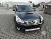 Subaru Outback dalimis. naudotos ir naujos detalės. didėlis
