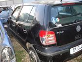 Volkswagen Polo dalimis. Iš prancūzijos. esant galimybei,