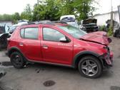 Dacia Sandero по частям