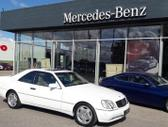 Mercedes-Benz CL600, 6.0 l., kupeja (coupe)