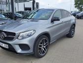 Mercedes-Benz GLE Coupe 400, 3.0 l., apvidus