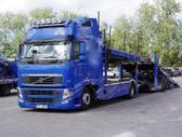 Volvo Nr69 FM 460 Kaessbohrer Variot, auto transporters