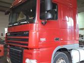 DAF TE105FX, semi-trailer trucks