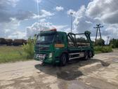 Volvo Fm 330, konteinerių gabenimo