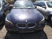 BMW 535. Bmw e60 2006 3.0d 200 kw touring  spalva: monacoblau