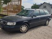 Audi 100 dalimis. 2.5 tdi, 85 kw,  skambinti i - v nuo 8 iki