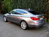 BMW 5 serija. Automobilio dalys grand tourism