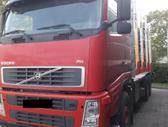 Volvo FH 440, medienvežiai (miškavežiai)