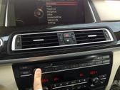 BMW 7 serija dalimis. Tik full led (6wb) prietaisų skydelis su