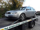 Audi A4 rezerves daļās