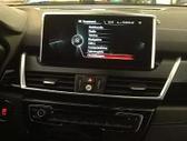 BMW X1 dalimis. Tik entrynav navigacija su skaitmeniniu (dab)