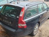 Volvo V50 dalimis. Variklis dalimis 1 8 92kw naudotos dalys i