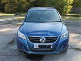 Volkswagen Tiguan. Vw tiguan 2.0tdi 4x4 platus naudotų detalių