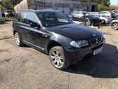 BMW X3. M paketas