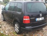 "Volkswagen Touran. Uab ""detalynas"" naudotos automobilių dalys."