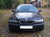 BMW 330. Bmw 330xd 135kw e46 touring 2001/12  keturi varomi