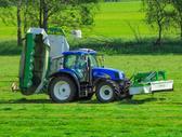SAMASZ KDD 681, pļaujmašīnas / smalcinātāji