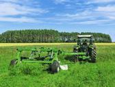 SAMASZ KDC 300, pļaujmašīnas / smalcinātāji