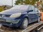 Renault Scenic dalimis. 1.9 88kw.  skambinti i - v nuo 8 iki