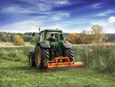 SAMASZ MAMUT 250, pļaujmašīnas / smalcinātāji