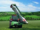 SAMASZ XT 390, pļaujmašīnas / smalcinātāji