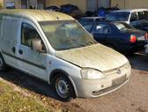 Opel Combo dalimis. 1.7d, 48 kw  skambinti i - v nuo 8 iki 17h.