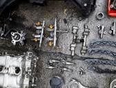 Scion FR-S variklio detalės