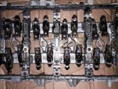 Ford Ranger dzinēja detaļas