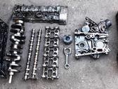 Mercedes-Benz Sprinter dzinēja detaļas