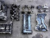 Mazda 6 dzinēja detaļas