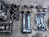 Mazda 6 variklio detalės