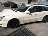 Mercedes-Benz E klasė. 646.821 variklis. delphi kuro sistema.