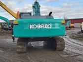 Kobelco SK330LC-6E, экскаваторы
