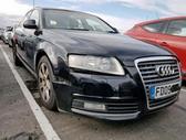 Audi A6. Audi a6 c6 2009m platus naudotų detalių pasirinkimas