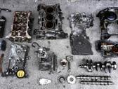 Dacia Sandero variklio detalės
