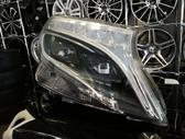 Mercedes-Benz V klasė dalimis. W447