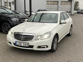 Mercedes-Benz E350, 3.5 l., sedans