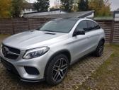 Mercedes-Benz GLE Coupe 350, 3.0 l., apvidus