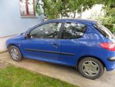 Peugeot 206 dalimis. Lietuvoje neeksploatuotas,turime ne viena...